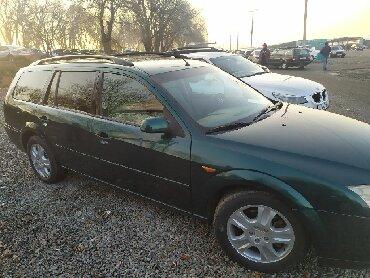 зеленый ford в Кыргызстан: Ford Mondeo 2002