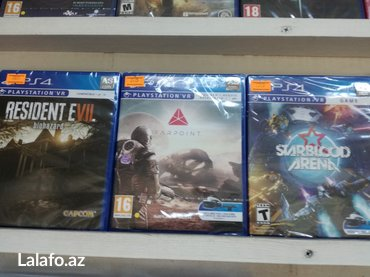 Bakı şəhərində Playstation 4 viarin oyunları qiyymet80-120azn- şəkil 8