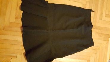Crna suknja divnog kroja vel.m - Pozarevac