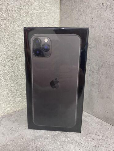 Новый IPhone 11 Pro 64 ГБ Серый (Space Gray)