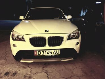 bmw x1 xdrive23d mt в Кыргызстан: BMW X1 2 л. 2010 | 168000 км