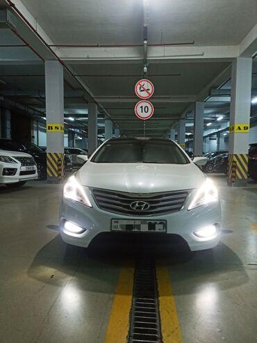 qaraj - Azərbaycan: Hyundai Azera 2.4 l. 2013 | 113000 km