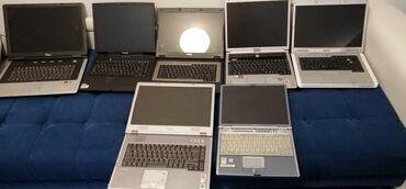 Elektronika - Zajecar: Laptopovi svi pale, bez hdd i adaptera. Svi za 5000ili po komadu 1000