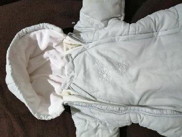 Dečija odeća i obuća - Negotin: Baby skafander, vel. 74 kupljen u C&A, nema oštećenja ali