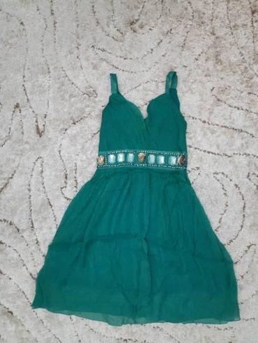короткое платье на свадьбу в Кыргызстан: Платье надевала1 раз на свадьбу. Состояние идеальное. Размер s. Цена 5