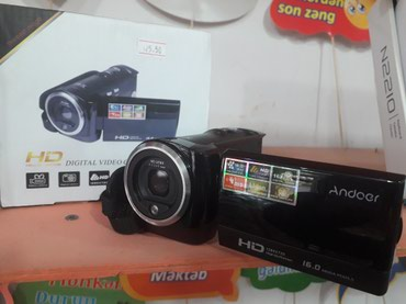musahide kamerasi - Azərbaycan: Yeni HD mini el kamerasi