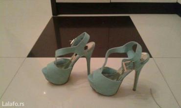 Sandale novo br 37 zelena boja - Backa Palanka