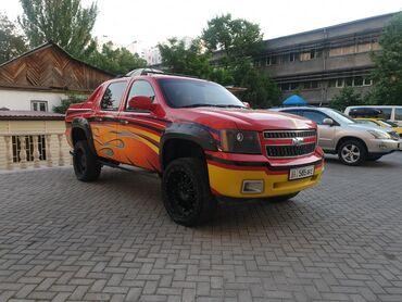 Chevrolet в Бишкек: Chevrolet Avalanche 5.3 л. 2006