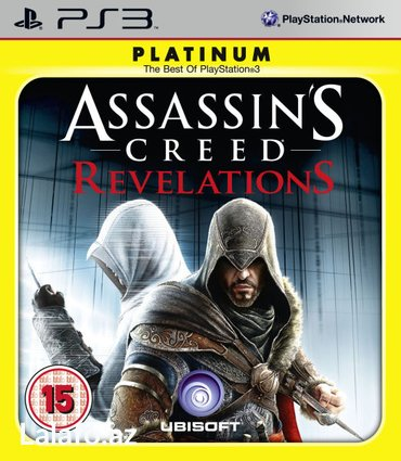 Bakı şəhərində Ps3 *assassins creed revelations*