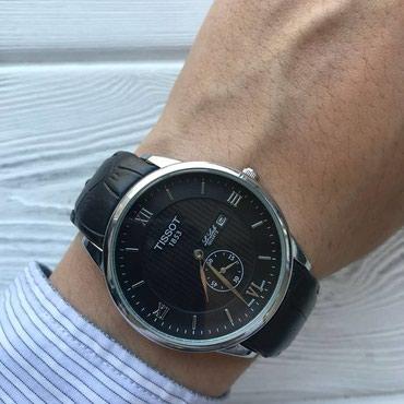 Мужские Черные Наручные часы Tissot в Бишкек