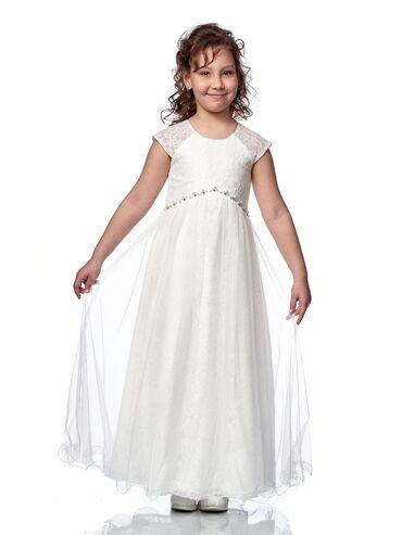 нарядные платья на свадьбу в Кыргызстан: Нарядное платье для девочки Артикул: ГлорияРазмеры: 110, 116, 122