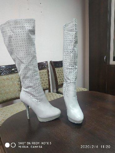 Женская обувь в Шопоков: Продаю Деми сапоги! 38 размер Привезла с Санкт - Петербурга. Носила