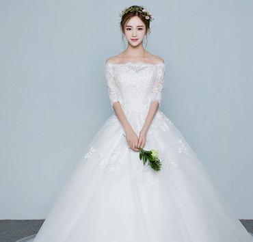 Свадебное платье Новое на Продажу размеры 42/44/46 в Бишкек