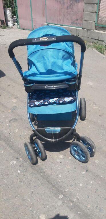 Продается детская коляска, для мальчика, реальному клиенту уступлю
