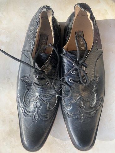 bosonozhki kozha 41 в Кыргызстан: НОВЫЕ итальянские кожаные мужские туфли от CAMBERLY 41 размер