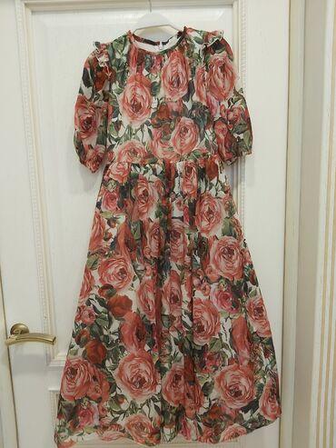 платья длинные на лето в Кыргызстан: Платье Вечернее Dolce & Gabbana XS