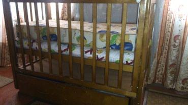 Детская кроватка,с в Бишкек
