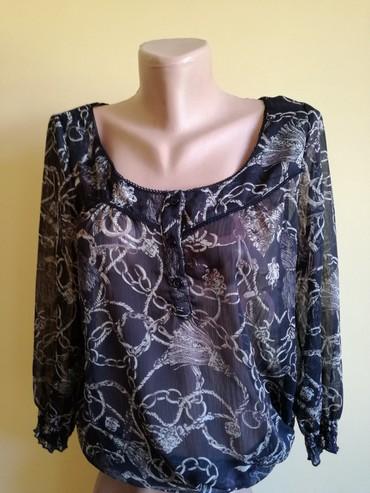 Ženska obuća | Bajina Basta: Flame bluza vel S,moze i za M