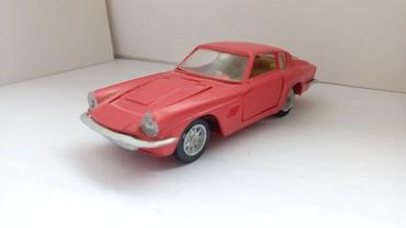audi coupe 23 e - Azərbaycan: Модель *Maserati Mistral Coupe* СССР 1:43