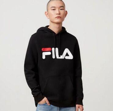 Fila 100% оригинал мужская кофта