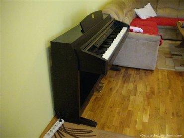 Klaviri, fortepiana | Srbija: Yamaha Clavinova CLP 230 električni klavirProdajem DIGITALNI YAMAHA