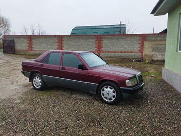 Mercedes-Benz 190 (W201) 1.8 л. 1993