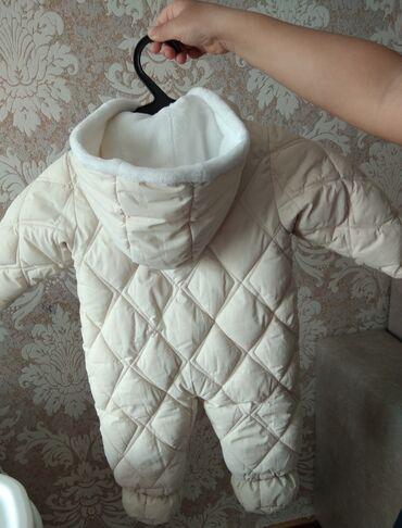Комбинезон зима 9-12мес. Цена 800с Туфли кожа, 31раз. Цена 1500с