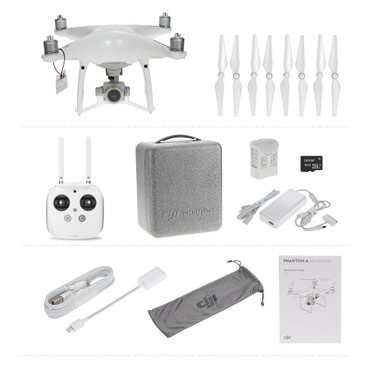 Квадрокоптер DJI Phantom 4 ADVANCED Новый в Бишкек