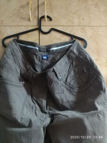 Prodajem ženske farmerke, vrlo malo nošene veličin XL madein italija