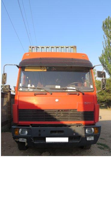 Продаю экономичный тягач, Мерседес Бенс-1317объем 6 куб, турбина, в Кызыл-Суу