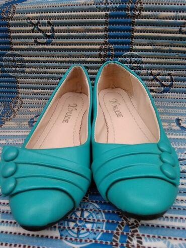 Женская обувь в Чолпон-Ата: Продаю балетки 39размер 300с
