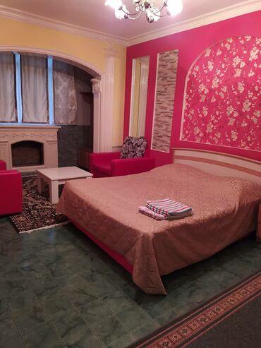 Гостиница, центр Шопокова/Боконбаева, люкс. Ночь, сутки