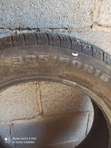 Продаю комплект шин 205/16/60, почти новые, пользовался 3 мес, без