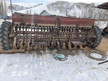 Кулиева жалап кыздар - Кыргызстан: Айыл чарба техникасы