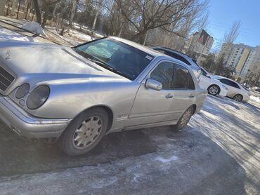 renault 5 turbo в Кыргызстан: Mercedes-Benz E-Class 3.2 л. 1997