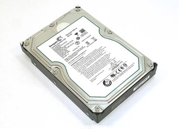 500g hdd в Кыргызстан: Жесткий диск HDD 3,5' 750GB Seagate ST3750525AS -новый