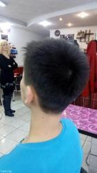 Муржские стрижки. квалифицированный муржской парикмахер 5 микрорайон в Лебединовка