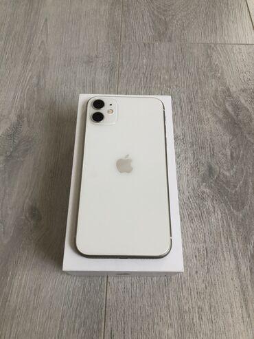 obmen iphone 5 в Кыргызстан: IPhone 11 White  Память 128 гб  Телефон в идеальном состоянии !  Состо