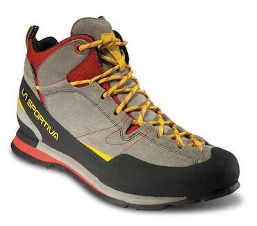174 объявлений: Трекинговые кроссовки La Sportiva Boulder X Mid GTX - 43 размер.Брал