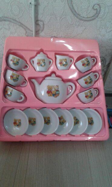 Фарфоровая посуда Россия,хороший подарок маленьким хозяюшкам к Новому