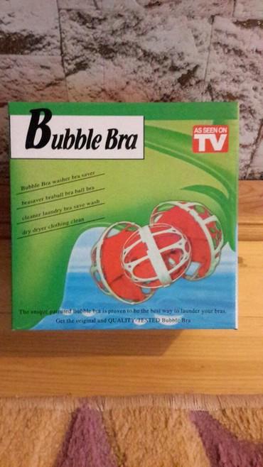 - Azərbaycan: Bubble bra, paltaryuyan maşında əzilmədən yumaq üçündür