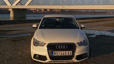 Audi a3 1 8 tfsi - Srbija: Audi A1 1.2 l. 2011 | 103857 km