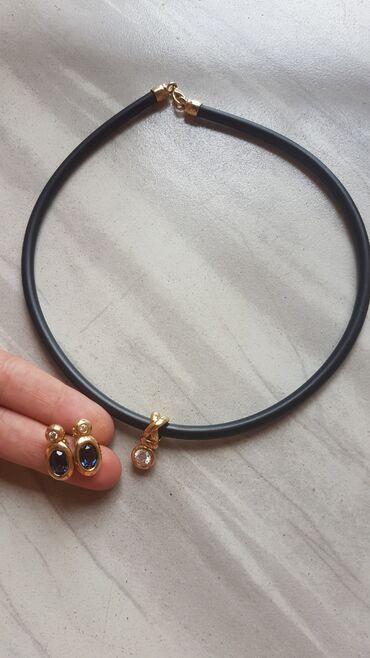 Set ogrlica i mindjuse
