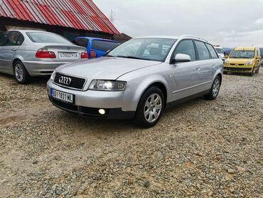 Audi a3 1 8 tfsi - Srbija: Audi A4 2002