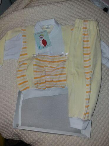 Dečija odeća i obuća - Zitorađa: Nov kompletic velicina 86