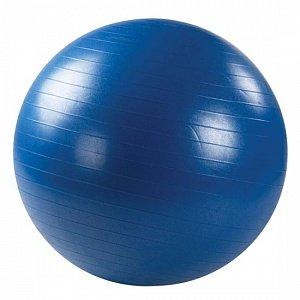 Мяч гимнастический (Фитбол) синий с ABS в Бишкек