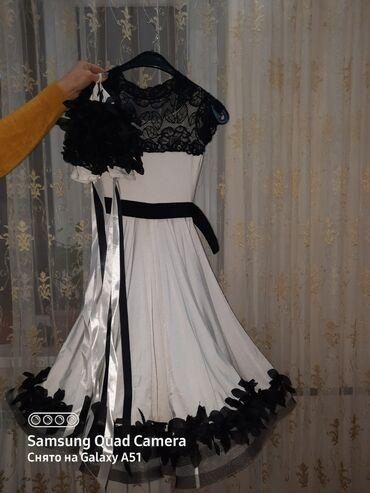 купить бу iphone 11 pro в Кыргызстан: Продаю платье индивидуального пошива, для европейской программы, лет