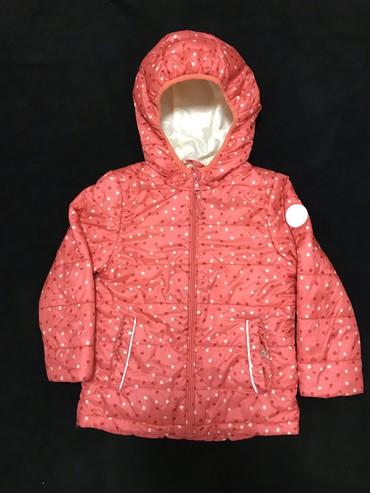 акриловые краски для ванны цена в Кыргызстан: Осенняя куртка на девочку в хорошем состоянии, размер 6 (5-6 лет, на