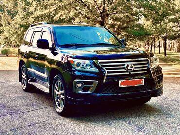 Lexus - Слева - Бишкек: Lexus LX 5.7 л. 2012 | 109000 км