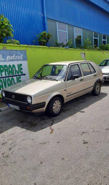 Volan - Srbija: Volkswagen Golf 1.6 l. 1986 | 260000 km